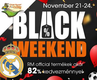 Black Friday akció a Fürge Nyuszi webshopban!