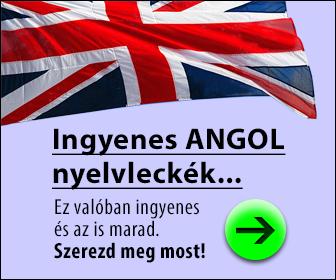 Ingyenes angol nyelvleckék
