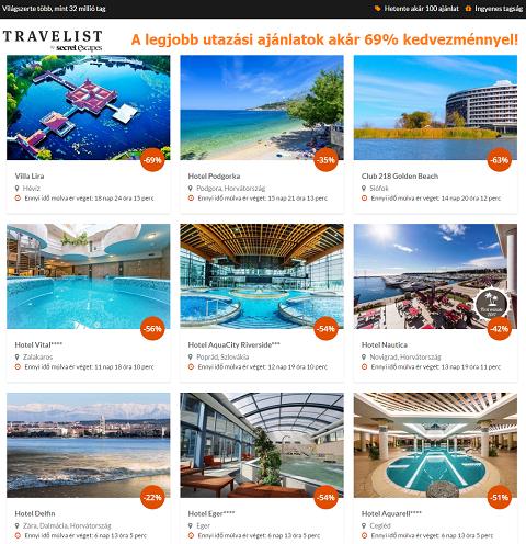 Travelist magyar utazói klub, most ingyenes tagsággal!