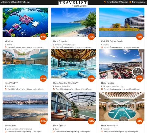 Travelist magyar utazói klub, ingyenes tagsággal!