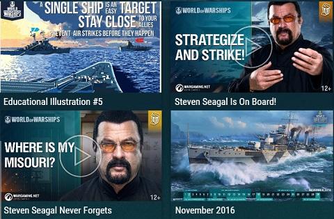 Regisztrálj ingyen a World of Warship játékra